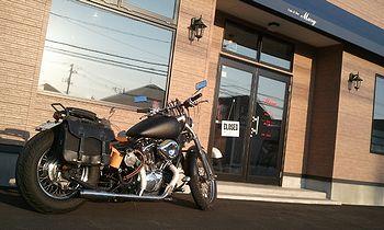 アメリカ雑貨 SUNBRIDGE バイク