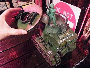 岩手 アメリカ雑貨屋 サンブリッヂ 戦車模型作り