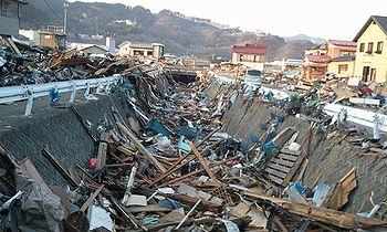 東北関東大震災