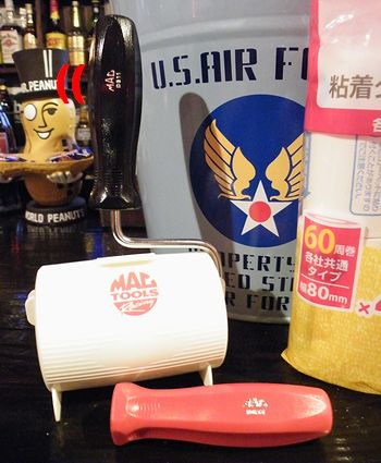 岩手 アメリカ雑貨屋 SUNBRIDGE 雑貨通販 マックツールでコロコロをカスタム