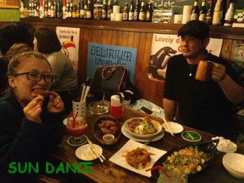 岩手 アメリカ雑貨屋 サンブリッヂ SUNBRIDGE 盛岡市にある TEX-MEX料理 サンダンスさんに行ってきました♪