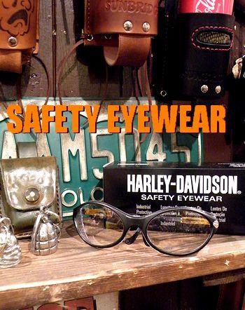 アメリカ雑貨屋 サンブリッヂ 雑貨通販 ハーレーダビッドソンサングラス HD101 クリア