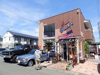 アメリカ雑貨屋サンブリッヂ アメリカントラック