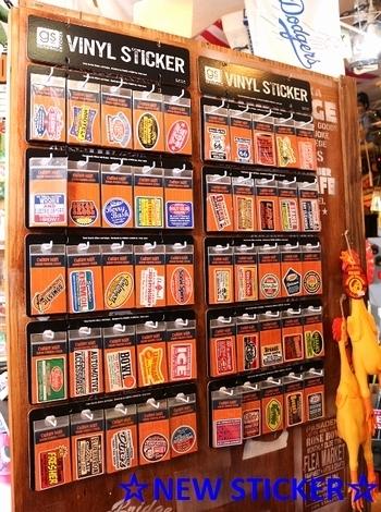 ADVERTISINGゼネラルステッカー カルチャーマート アメリカ雑貨屋 SUNBRIDGE