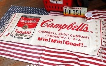 キャンベルフロアマット アメリカ雑貨屋 サンブリッヂ 雑貨通販