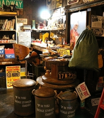 USランドリーバッグ ミリタリー巾着<div><br></div>アメリカ雑貨屋 サンブリッヂ 岩手雑貨屋