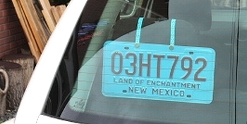 メキシコナンバープレート<div><br></div>アメリカ雑貨屋 サンブリッヂ