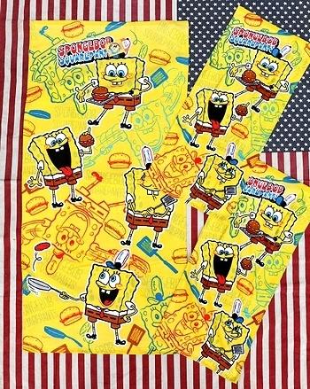 スポンジボブタオル アメリカ雑貨屋 サンブリッヂ BettyBoop