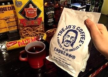 ダニートレホタコス屋 TREJO'STACOS ロサンゼルス アメリカ雑貨屋 サンブリッヂ