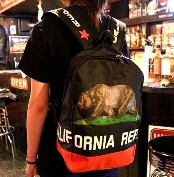 カリフォルニアリュック アメリカ雑貨屋 サンブリッヂ アメリカ雑貨通販