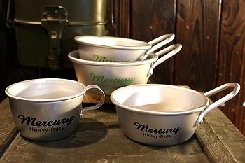 マーキュリースタキングマグカップ MERCURYボウル アメリカ雑貨屋 SUNBRIDGE マーキュリー通販