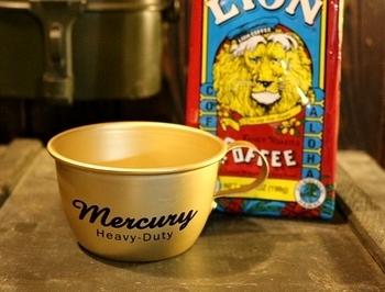 マーキュリーアルミマグカップ MERCURYボウル アメリカ雑貨屋 SUNBRIDGE マーキュリー通販