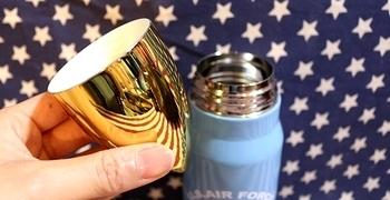 アンモサーモボトル 弾丸水筒 アメリカ雑貨屋 SUNBRIDGE サンブリッヂ 岩手雑貨屋
