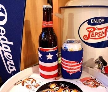 アメリカ缶ホルダー ドリンクホルダー アメリカ雑貨屋 サンブリッジ 岩手雑貨屋