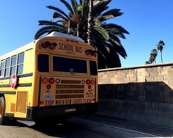 2016年LA買付け アメリカスクールバス アメリカ雑貨屋 SUNBRIDGE