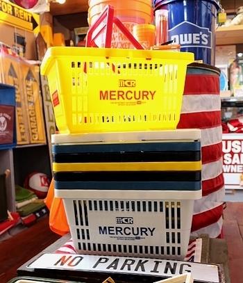マーキュリーバスケット MERCURY アメリカ雑貨屋 SUNBRIDGE