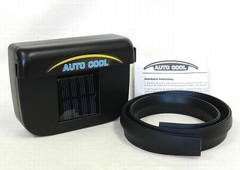 AUTO COOL 車用換気扇 アメリカ雑貨屋  SUNBRIDGE