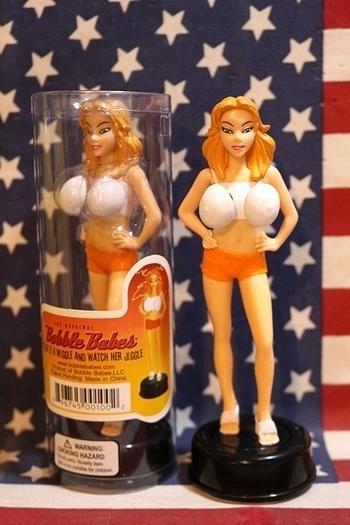 バブルホットガール 揺れるセクシーガール  アメリカ雑貨屋 SUNBRIDGE