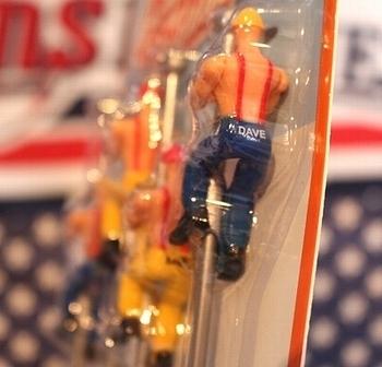 アメリカ雑貨屋サンブリッヂ 消防士 マドラー