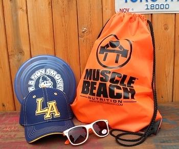 マッスルビーチバッグ カリフォルニアベニスビーチ アメリカ雑貨屋 SUNBRIDGE