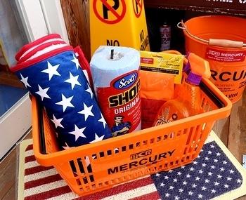 マーキュリーカゴ マーキュリーバスケット アメリカン雑貨 アメリカ雑貨屋 サンブリッヂ サンブリッジ 岩手雑貨屋