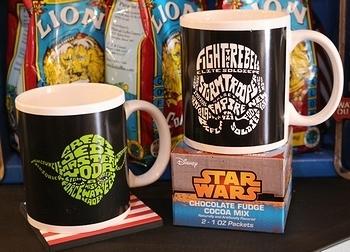スターウォーズマグカップ ギフトマグセット STAR WARS アメリカインポート アメリカ雑貨屋 SUNBRIDGE 岩手