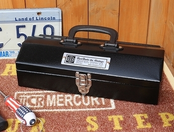ユーティリティツールボックス DIY工具箱 スチール製ツールボックス アメリカ雑貨屋 サンブリッヂ 岩手 アメリカン雑貨