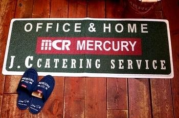 マーキュリーロングマット マーキュリーキッチンマット アメリカ雑貨屋サンブリッヂ SUNBRIDGE 岩手雑貨屋 アメリカ雑貨通販