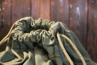 USミリタリーランドリーバッグ USユーズドランドリーバッグ アメリカ軍放出品 ミリタリー雑貨 アメリカ雑貨屋 SUNBRIDGE 岩手雑貨屋