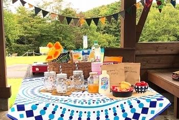ピクニック デイキャンプ アメリカ雑貨屋サンブリッヂ SUNBRIDGE 岩手雑貨屋