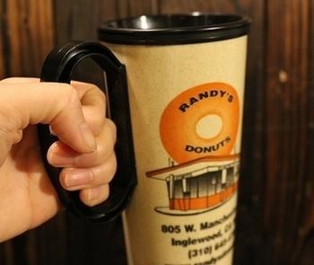 ランディーズドーナツタンブラー Randy's Donuts  アメリカ雑貨屋 サンブリッヂ SUNBRIDGE 岩手雑貨屋