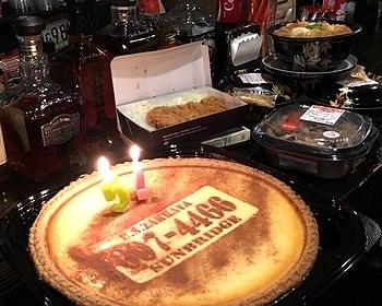 店長誕生日 バースデー アメリカ雑貨屋 サンブリッヂ SUNBRIDGE 岩手雑貨屋