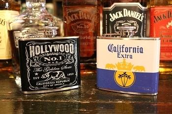 カリフォルニアフラスコ スキットル アメリカ雑貨屋 サンブリッヂ SUNBRIDGE 岩手雑貨屋