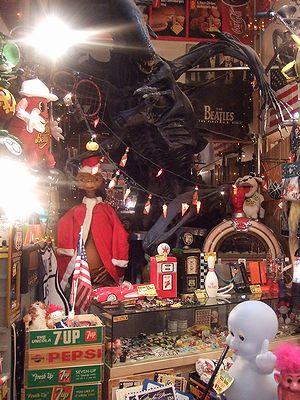 アメリカ雑貨屋 サンブリッヂ 日記ブログ SUNBRIDGE 等身大E.T. クリスマス