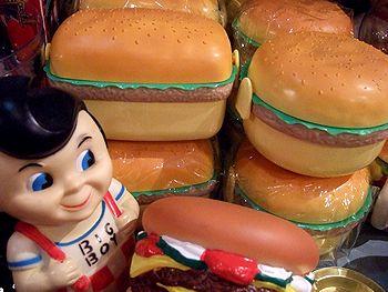 アメリカ雑貨屋 サンブリッヂ 商品ブログ リブサンド ランチボックス