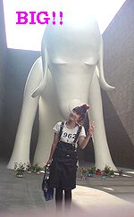 アメリカ雑貨屋 さんぶりっぢ 日記ブログ 青森県立美術館あおもり犬