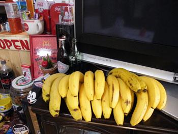 アメリカ雑貨屋 サンブリッヂ そんなバナナ