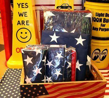 刺繍星条旗 USフラッグ特大 アメリカ国旗特大 アメリカ雑貨屋 サンブリッヂ SUNBRIDGE 岩手雑貨屋 アメリカ雑貨通販