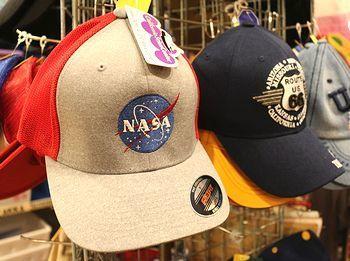 ナサ帽子 NASAキャップ通販 アメリカ雑貨屋 サンブリッヂ SUNBRIDGE 岩手雑貨屋 アメリカ雑貨通販