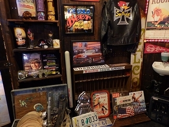 アメリカ雑貨屋 サンブリッヂカフェ
