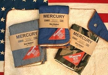 マーキュリーブランケットMERCURY<div><br></div>アメリカ雑貨屋 サンブリッヂ 雑貨通販