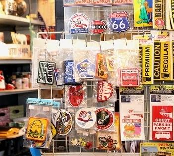 アメリカンワッペン 大きめワッペン アメリカ雑貨屋 SUNBRIDGE