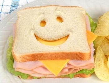 サンドイッチカッター チーズグリン