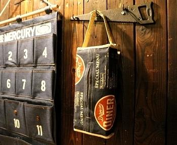 ダイナーティッシュカバー アメリカンダイナー アメリカ雑貨屋 サンブリッヂ 雑貨通販