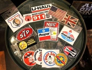 アメリカンステッカー 車 アメリカ雑貨屋 SUNBRIDGE
