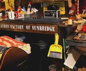 ミニほうき&ちりとりセット ダルトン アメリカ雑貨屋 SUNBRIDGE