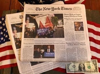 2017ニューヨークタイムズ<div><br></div>アメリカ雑貨屋 サンブリッヂ