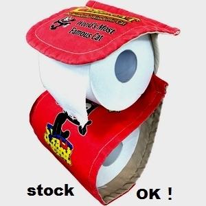フィリックストイレットペーパーホルダーカバー アメリカ雑貨屋 サンブリッヂ 雑貨通販