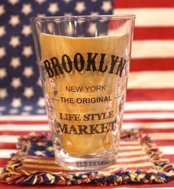 ブルックリングラス&スタキングマグ BROOKLYN アメリカ雑貨屋 SUNBRIDGE