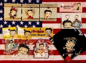 ベティ看板 ベティプラサイン<div><br></div>アメリカ雑貨屋 サンブリッヂ 雑貨通販